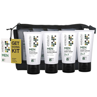 Andalou Men Get Going Kit - 4 Pieces