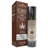 Natures Aid CBD Warming Gel - 50g