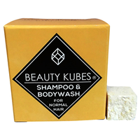 Beauty Kubes Unisex Shampoo & Body Wash - 27 Washes