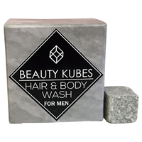 Beauty Kubes Shampoo & Body Wash for Men – 27 Washes