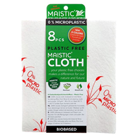 Maistic Plastic Free All Purpose Cloth - 8 Pack