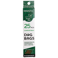 Maistic Compostable Dog Bags - Large - 25 Bags