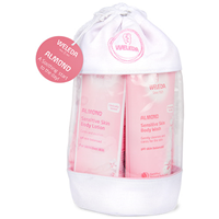 Weleda Almond Wash Bag