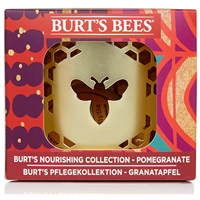 Burt`s Bees Nourishing Lip & Hand Collection (Pomegranate)