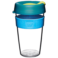 KeepCup Original Clear Edition Reusable Cup - Ozone - 454ml
