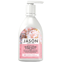 Jason Pampering Himalayan Pink Salt 2-in-1 Foaming Bath Soak & Body Wash - 887ml
