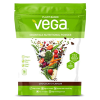 Vega Essentials Nutritional Powder Chocolate Flavour - 613g