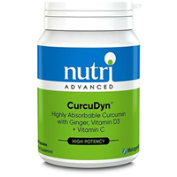 Nutri Advanced CurcuDyn - Highly Absorbable Curcumin - 60 Capsules