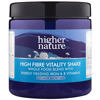 High Fibre Vitality Shake - 270g Powder