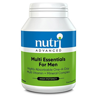 Nutri Advanced Multi Essentials for Men - 60 Tablets