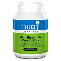 Nutri Advanced Multi Essentials One-A-Day - 60 Tablets