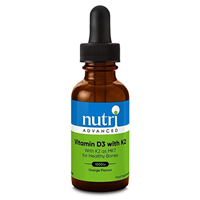 Nutri Advanced Vitamin D3 with K2 - 30ml