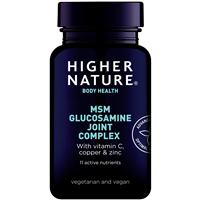MSM Glucosamine Joint Complex - 240 Tablets