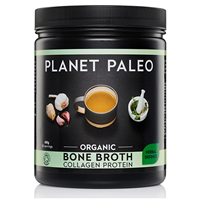 Planet Paleo Herbal Defence Bone Broth Collagen Protein - 450g Powder