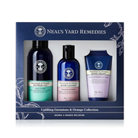Neal`s Yard Remedies Organic Geranium & Orange Reviving Collection