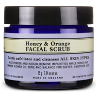 Neal`s Yard Remedies Organic Honey & Orange Facial Scrub - 75g