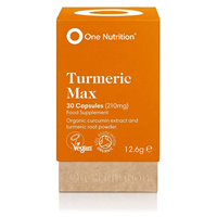 One Nutrition Turmeric Max - 30 Capsules