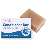 Friendly Soap Conditioner Bar - Lavender & Tea Tree - 95g
