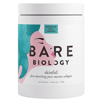 Bare Biology Skinful Pure Marine Collagen Powder - 300g