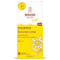Weleda Edelweiss Sunscreen Lotion SPF 30 - 150ml