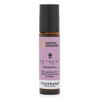 Tisserand National Geographic Retreat Roller Ball - 10ml