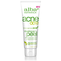 Alba Botanica Acnedote Clearing Gel Peel - 113g - Expiry date is 31st March 2021