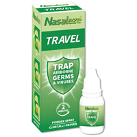 Nasaleze Travel Powder Nasal Spray - 800mg