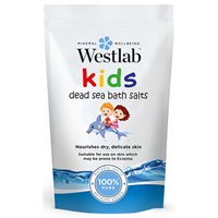 Westlab Kids Dead Sea Bath Salt - 500g