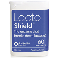 One Nutrition Lacto Shield - 60 Mini Tablets
