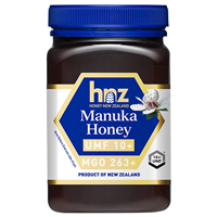 Honey New Zealand Manuka Honey UMF 10+ MGO 263+ - 500g