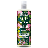Faith in Nature Wild Rose Restoring Conditioner for Normal to Dry Hair - 400ml