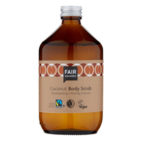 Fair Squared Coconut Body Scrub - 500ml