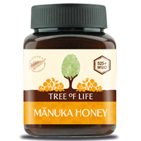Tree of Life Manuka Honey 525+ MGO - 250g