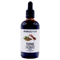 Botanicals 4 Life Thyme & Licorice Extract - 100ml