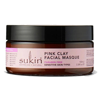 Sukin Pink Clay Facial Masque - 100ml