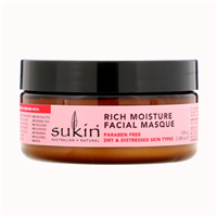 Sukin Rosehip Rich Moisture Facial Masque - 100ml