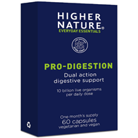 Higher Nature Pro-Digestion - 60 Capsules