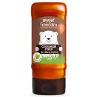 Sweet Freedom Cinnamon Syrup - 350g
