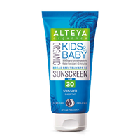 Alteya Organics Kids & Baby Sunscreen SPF 30 - 90ml