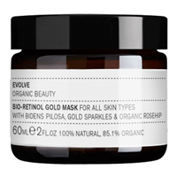 Evolve Bio-Retinol Gold Mask - 60ml