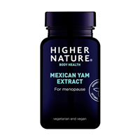 Mexican Yam Extract for Menopause - 90 Vegicaps