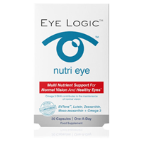 Eye Logic Nutri Eye - 30 Capsules