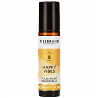 Tisserand Happy Vibes Pulse Point Roller Ball - 10ml