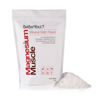 BetterYou Magnesium Muscle Flakes - 1kg