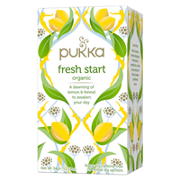 Pukka Teas Organic Fresh Start - 20 Teabags x 4 Pack