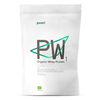 Puori PW1 Organic Dark Chocolate Whey Protein - 900g Powder