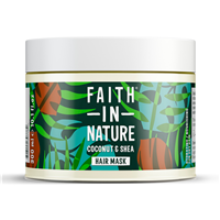 Faith in Nature Coconut & Shea Hydrating Hair Mask – 300ml