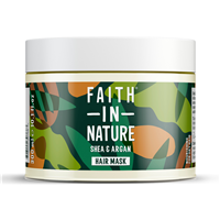 Faith in Nature Shea & Argan Nourishing Hair Mask - 300ml