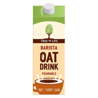 Tree Of Life Barista Oat Drink - 1 Litre