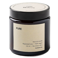 Mulieres Pure Natural Candle - 120 ml